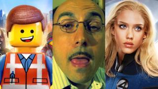 The LEGO Movie, Italiano Medio e Fantastici 4 sono in TV