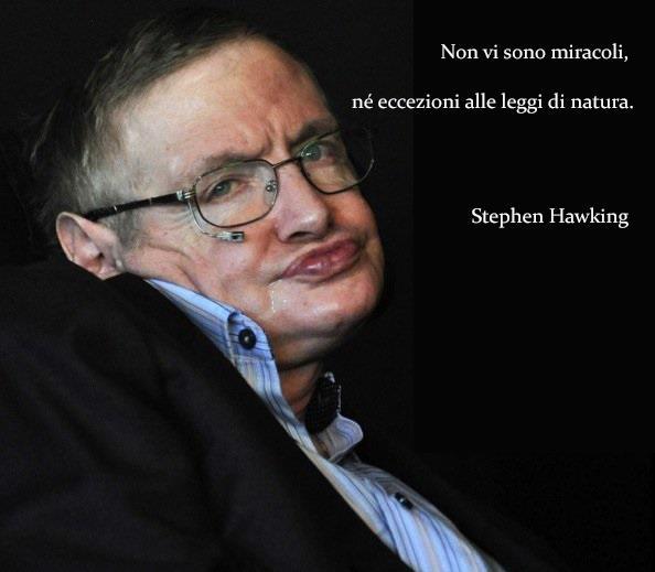 Stephen Hawking - Le frasi più famose di Stephen Hawking da condividere