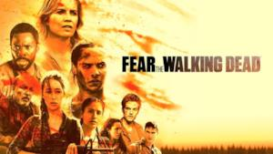 Il cast di Fear the Walking Dead