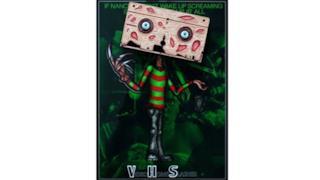 Le vecchie VHS trasformate in icone horror