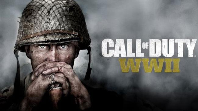 Il logo ufficiale di Call of Duty: World War II