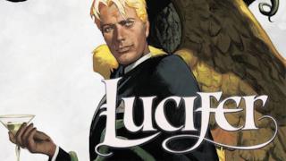 Il fumetto di Lucifer