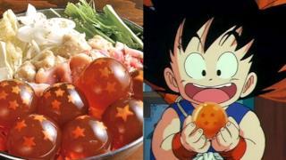 Goku potrebbe mangiare le Sfere del Drago