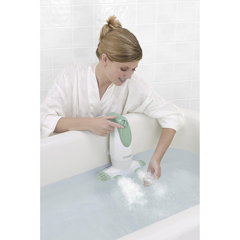 Il funzionamento di Conair Dual Jet Bath Spa - I migliori regalo di San Valentino per lei
