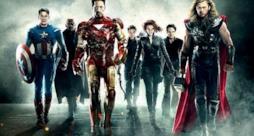 La foto degli Avengers