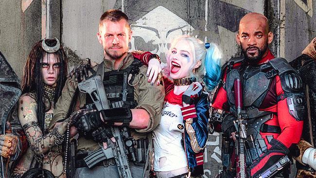 Tra i super cattivi di Suicide Squad il più pericoloso è una donna