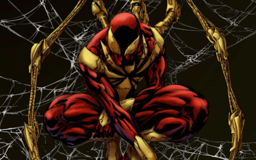 Spider-Man indosserà l'armatura di Iron Spider in Civil War?