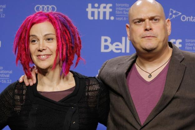 I fratelli Wachowskis a una convention