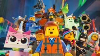 Una scena del film dedicato ai LEGO.
