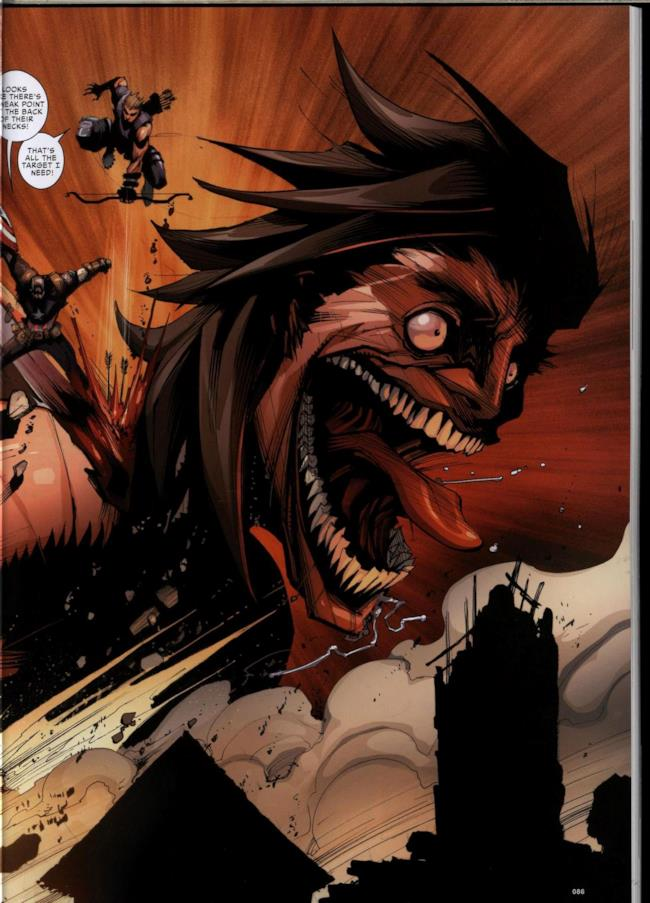 Attack on Avengers, pagina 4