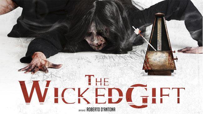 La locandina di The Wicked Gift