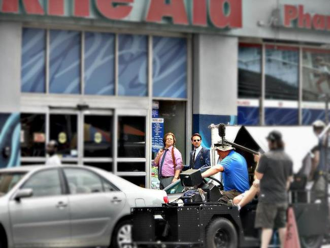 Le prime immagini dal set di Daredevil 2 con Matt e Foggy