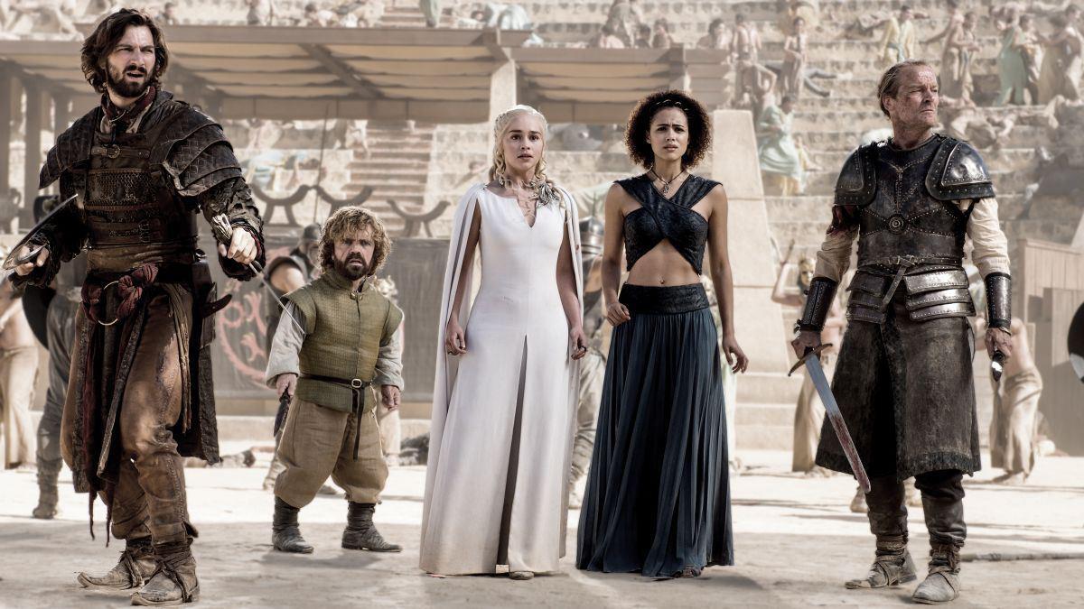 Un episodio della quinta stagione de Il Trono di Spade