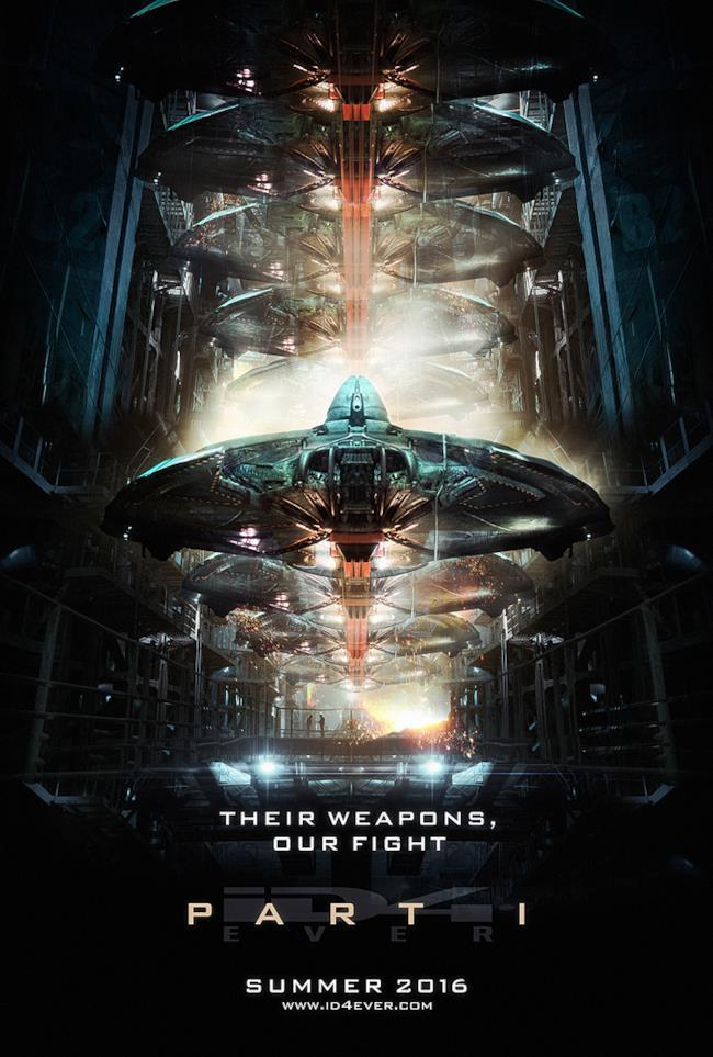 Independence Day 2 riprenderà lo scontro con gli alieni 20 anni dopo gli eventi del film originale