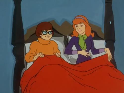 I due personaggi femminili di Scooby-Doo