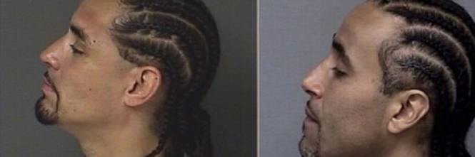 L'impressionante somiglianza fra i due imputati