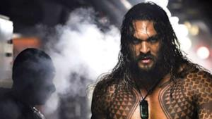 """Una foto tratta dal set del nuovo film """"Aquaman""""."""