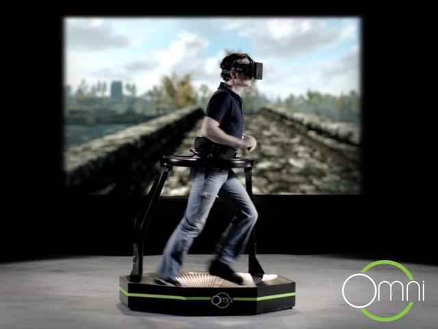 tapis roulant Virtuix Omni