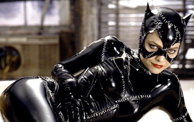 Michelle Pfeiffer è Catwoman