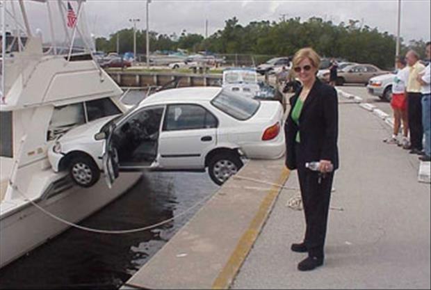 Incidente al porto