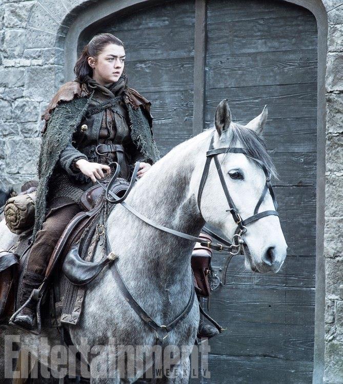 Game of Thrones 7 - Aria a cavallo