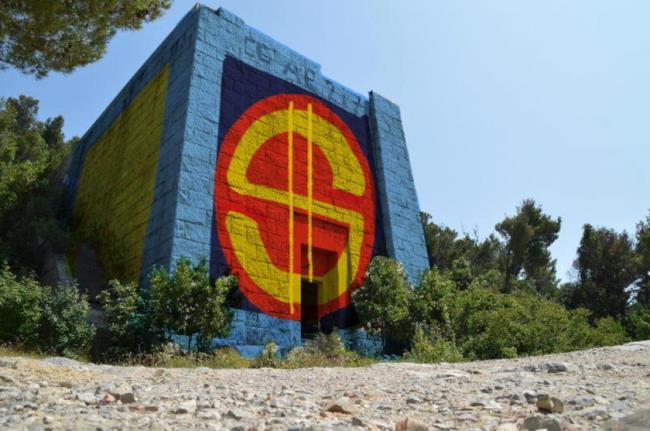 Il Mausoleo di Ciano trasformato in Deposito di Zio Paperone