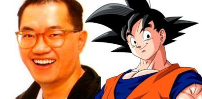 Akira Toriyama e Goku