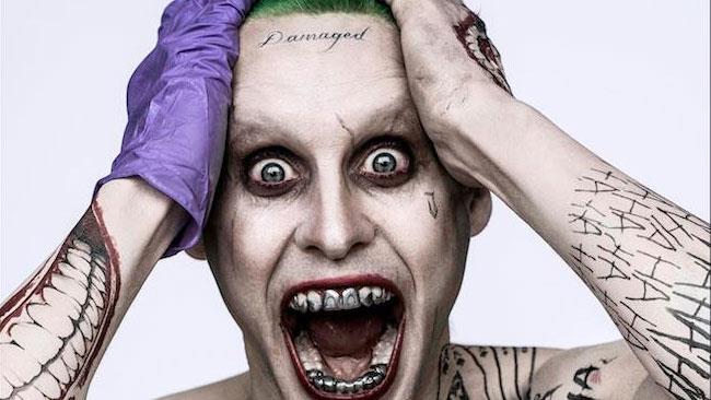 Jared Leto è il Joker di Suicide Squad