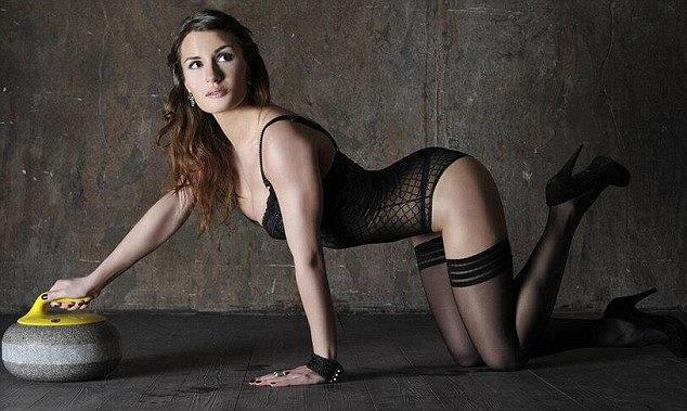 Anna Sidorova n versione sexy