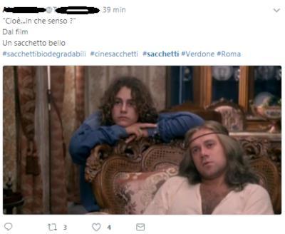 Il meme con Verdone