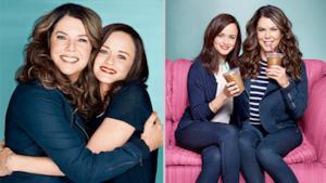 Sempre bellissime le protagoniste del revival di Una Mamma per Amica, pronti titolo e teaser poster