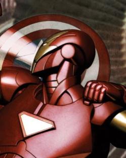 Con Iron Man!