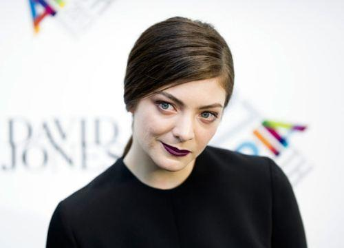 Lorde e lo sguardo assassino