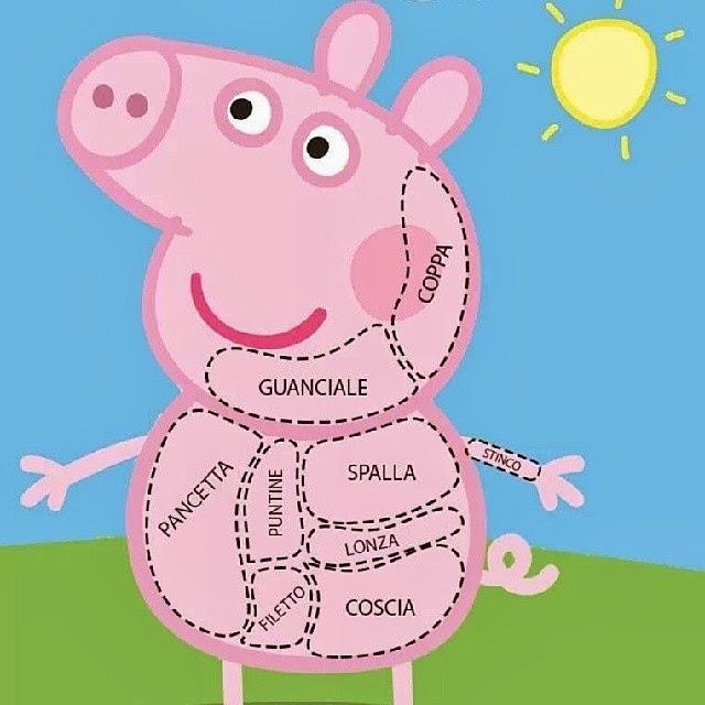 Peppa Pig accusata di razzismo per essere un maiale