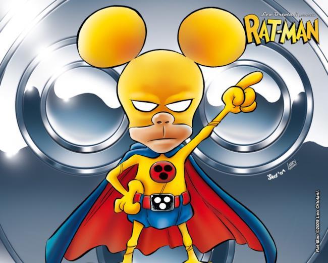 Ortolani si prepara a rilanciare il suo Rat-Man