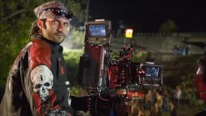 il regista Robert Rodriguez