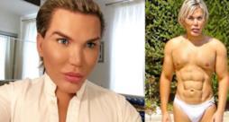 Rodrigo Alves è il Ken umano