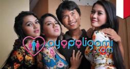 Il logo ufficiale di AyoPoligami