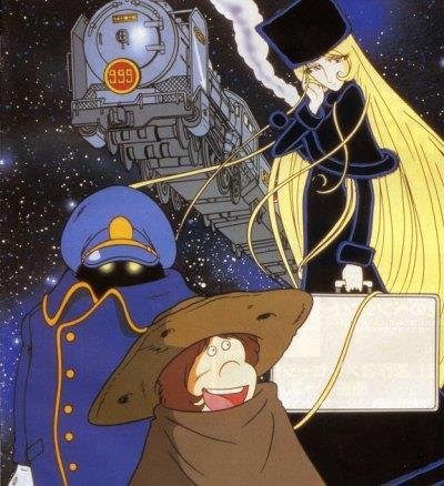 Nuova serie manga per Galaxy Express 999