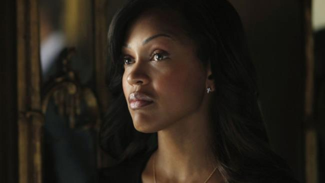 L'attrice Meagan Good