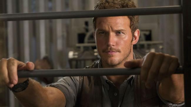 Chris Pratt sarà in Jurassic World, e poi in vari film Marvel