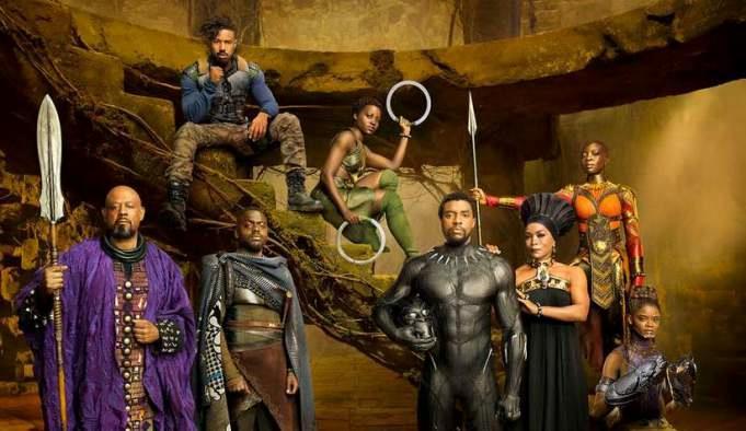 I personaggi di Black Panther