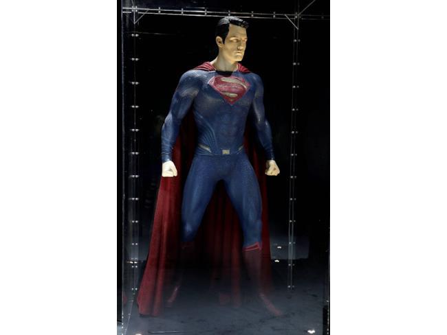 Il costume di Superman in Batman v Superman