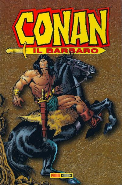 La versione a fumetti di Conan il barbaro