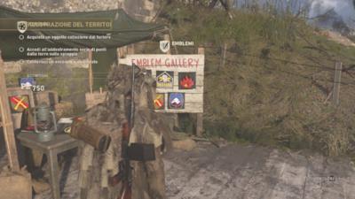 La fase di preparazione prima della battaglia multiplayer