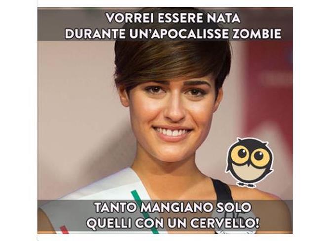 Miss Italia vs l'Apocalisse Zombie