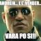 ANDREIN... L'E' VENDER... VARA PO SI!!