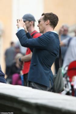 Benedict Cumberbatch avrebbe filmato un cameo in Zoolander 2