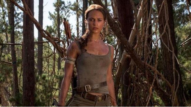 Alicia Vikander nel nuovo Tomb Raider