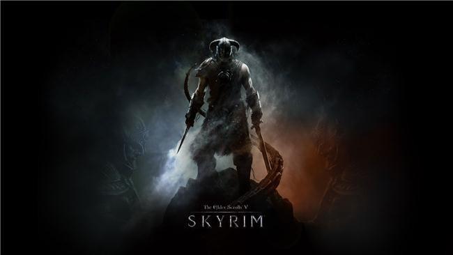 Il protagonista di The Elder Scrolls V: Skyrim